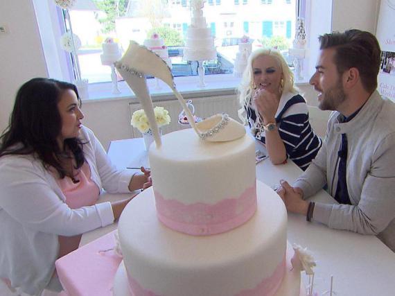 Daniela Katzenberger hat ganz genaue Vorstellungen von ihrer Hochzeitstorte