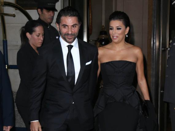 Eva Longoria und ihr Ehemann José Baston