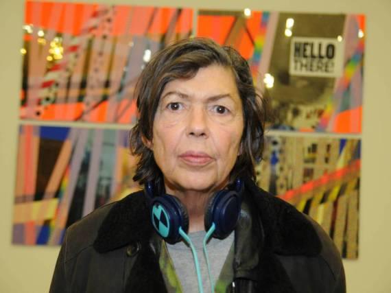 Musste nach der Scheidung von Maler Gerhard Richter zeitweise in der Psychiatrie behandelt werden: Künstlerin Isa Genzken