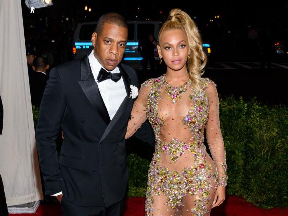 Beyoncé und Jay Z sind seit 2008 verheiratet