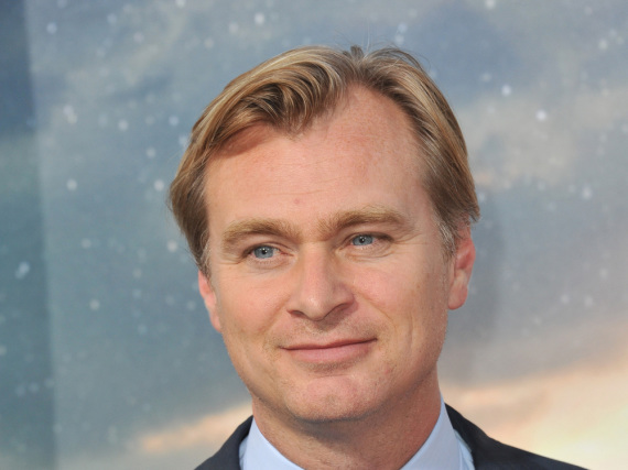 Filmemacher Christopher Nolan ist derzeit für Dreharbeiten in