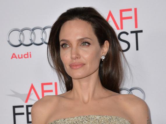 Ab kommenden Jahr ist sie als Professorin Jolie anzusprechen