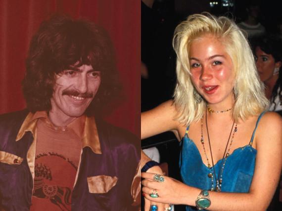 George Harrison konnte mit seinen Avancen offenbar nicht bei Christina Applegate punkten