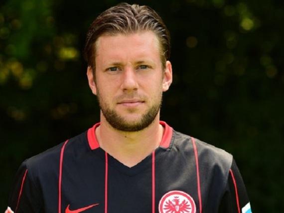Marco Russ spielt bereits seit seiner Jugend bei Eintracht Frankfurt - kürzlich wurde bei ihm eine Tumorerkrankung festgestellt