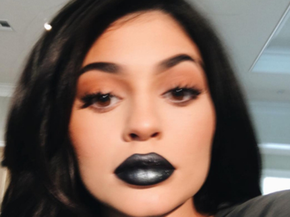 Kylie Jenners neuer Lippenstift trägt den Namen Majesty