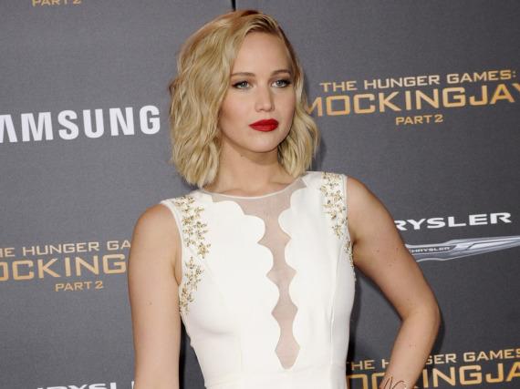 Jennifer Lawrence ist für ihre peinlichen Patzer