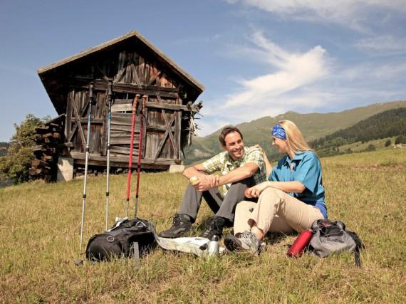 Die Bergwelt Tirols ist geradezu prädestiniert für aufregende Wandertouren.