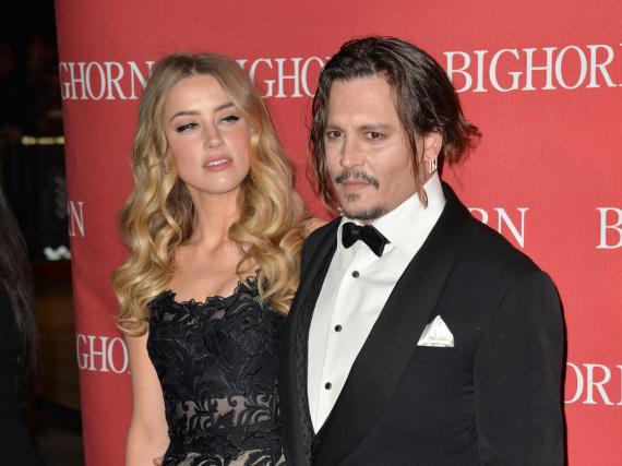 Johnny Depp könnte die Scheidung von Amber Heard viel Geld kosten