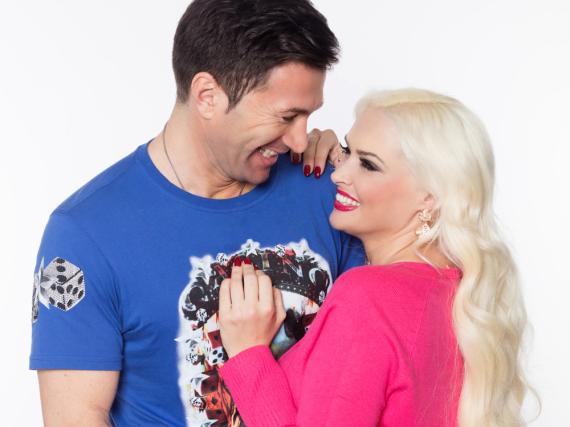 RTL II überträgt die Hochzeit von Daniela Katzenberger und Lucas Cordalis am 4. Juni um 20:15 Uhr.
