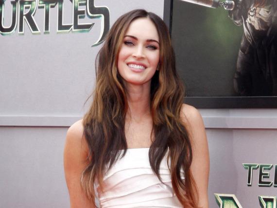 Megan Fox liebt es, schwanger zu sein.