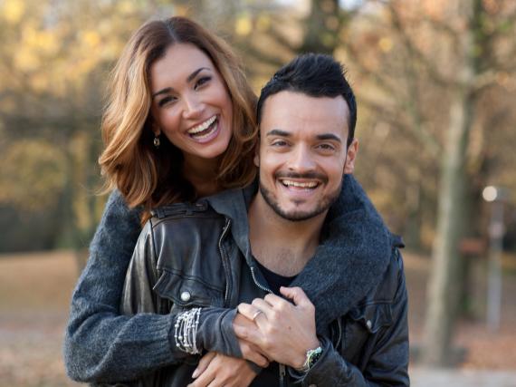 Jana Ina und Giovanni Zarrella sind seit zehn Jahren verheiratet