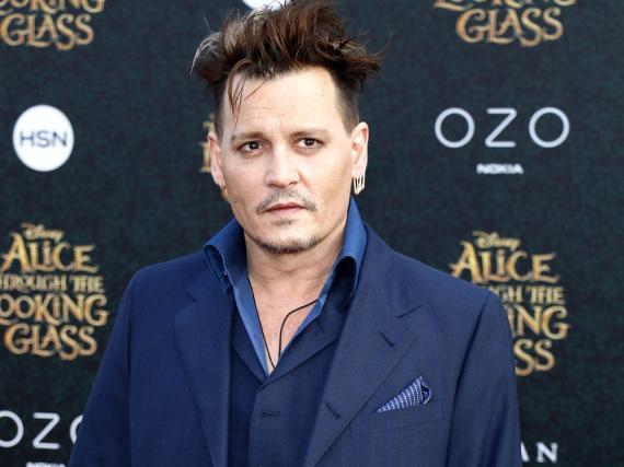 Johnny Depp hat gerade einiges zu verarbeiten.