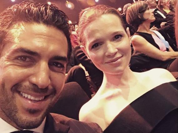 Elyas M'Barek und Karoline Herfurth, zwei der Stars aus