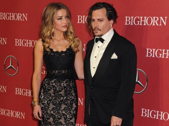 Amber Heard und Johnny Depp waren 15 Monate verheiratet