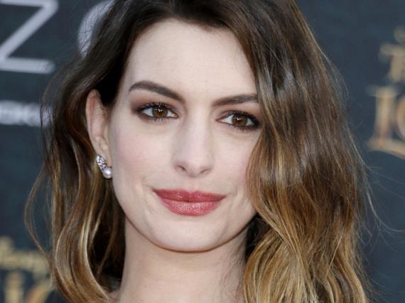 Anne Hathaway ist derzeit als Weiße Königin in