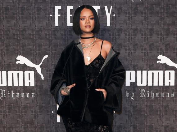 Das neue Puma-Design von Rihanna verkauft sich sehr gut