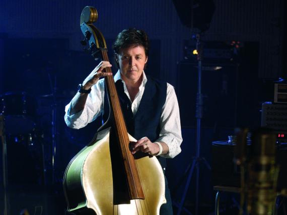 Paul McCartney spielt am 28. Mai in Düsseldorf