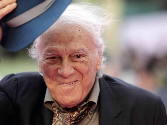 Giorgio Albertazzi wirkte als Theaterschauspieler an zahlreichen Klassikern mit