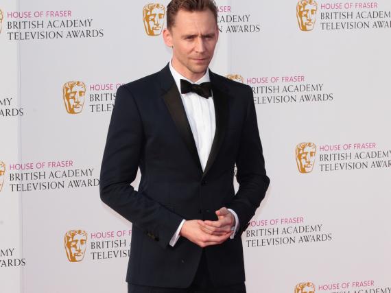 Tom Hiddleston bei einer Veranstaltung in London