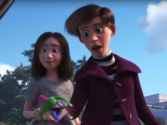 Sind diese beiden animierten Damen das erste lesbische Paar in Disneys und Pixars Historie?