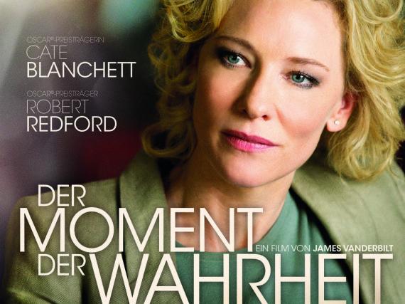Cate Blanchett und Robert Redford schlagen sich als Journalisten-Duo durch die berüchtigte Rathergate-Affäre