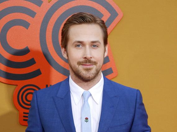 Er ist gerne Vater, im Film und im wahren Leben: Ryan Gosling