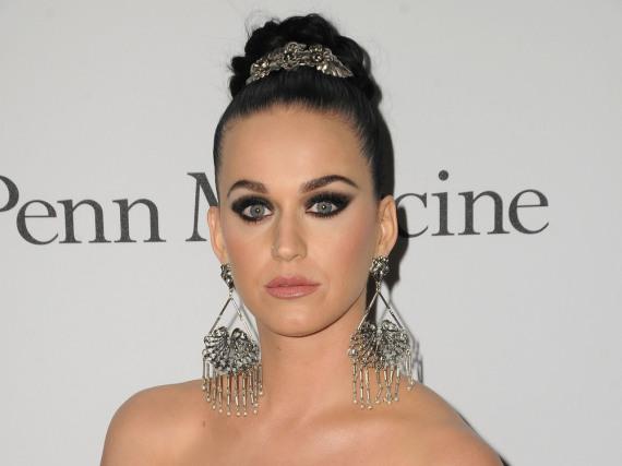 Katy Perrys Twitter-Account wurde in der Nacht zu Dienstag gehackt