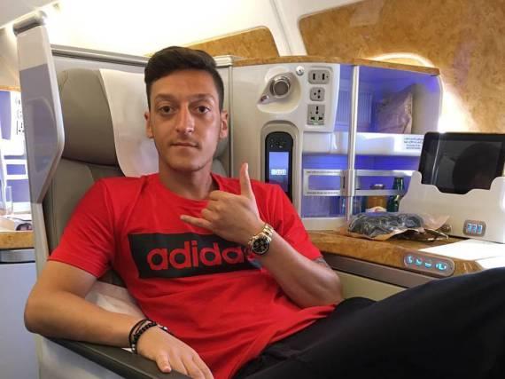 Mezut Özil will nach der WM 2014 nun auch die EM 2016 gewinnen