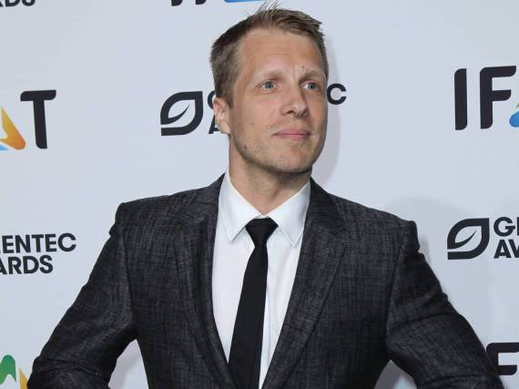 Oliver Pocher bei den GreenTec Awards 2016 in München