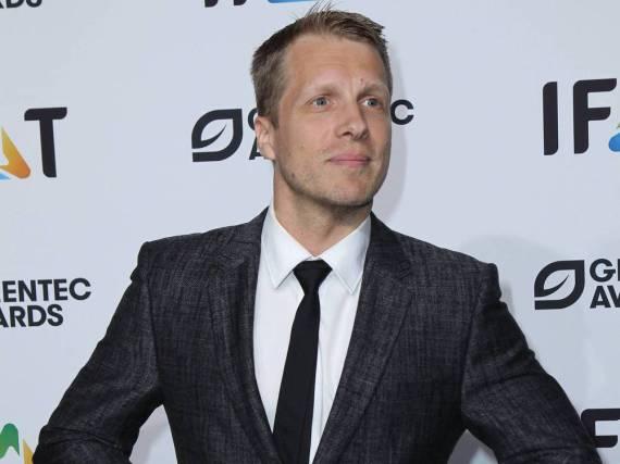 Oliver Pocher bei den GreenTec Awards 2016 in