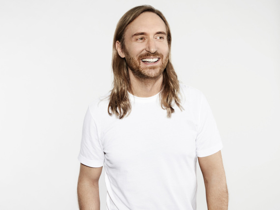 David Guetta steuert mit