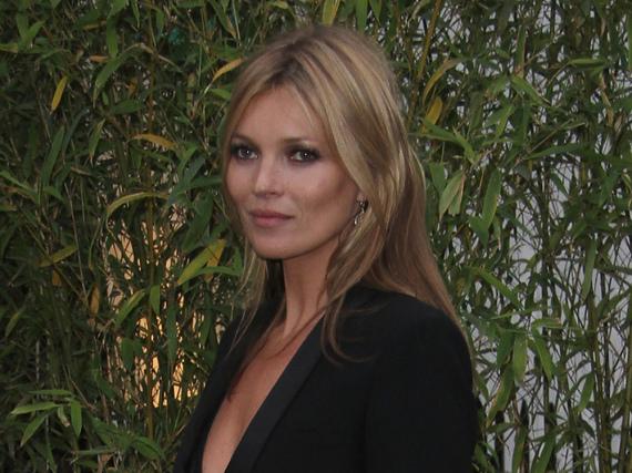 Kate Moss ist für ihren einzigartigen Stil bekannt
