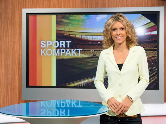 Seit 2014 präsentiert Annika Zimmermann beim