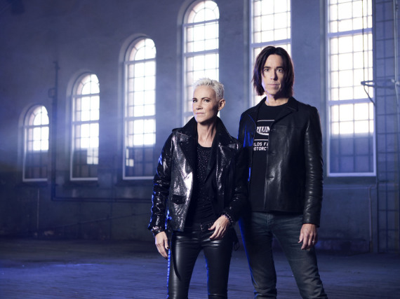Marie Fredriksson und Per Gessle haben mit Roxette Popgeschichte geschrieben