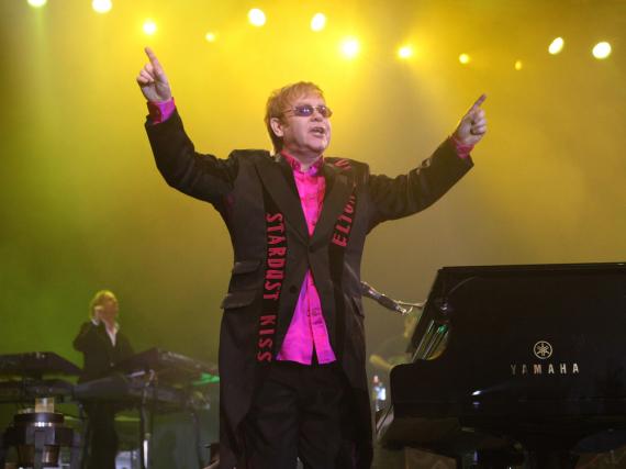 Elton John rockt am Freitag Uelzen