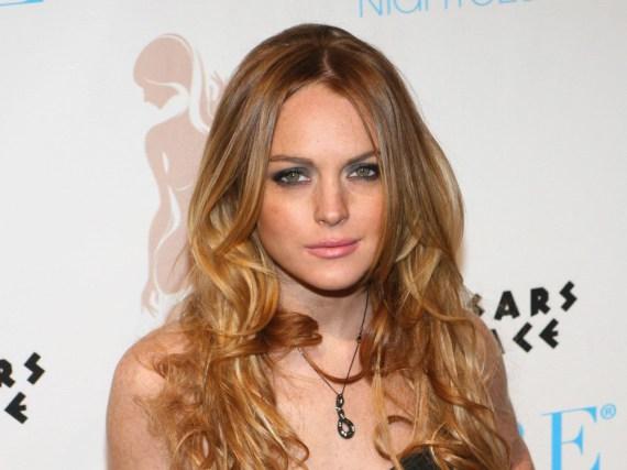Lindsay Lohan machte früher durch Drogen- und Alkoholexzesse Schlagzeilen