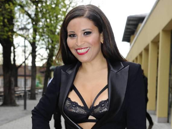 Patricia Blanco ist wieder frisch verliebt