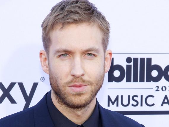Calvin Harris trennte sich von Taylor Swift - jetzt folgte eine wilde Party in Las Vegas