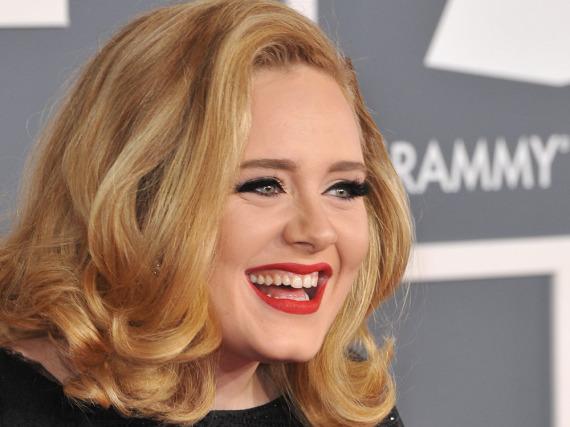 Adele überzeugt mit ihrer und anderer Künstler Musik