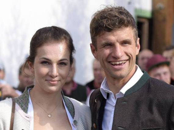 Thomas und Lisa Müller sind seit 2009 glücklich verheiratet