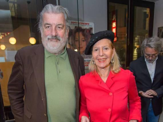 Seit 32 Jahren unzertrennlich: Gerhard Tötschinger und Christiane Hörbiger