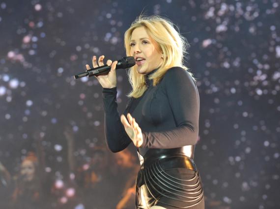 Ellie Goulding: Die perfekte Prinzessin?
