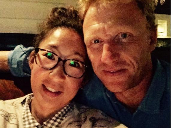 Sandra Oh mit ihrem ehemaligen TV-Ehemann Kevin McKidd