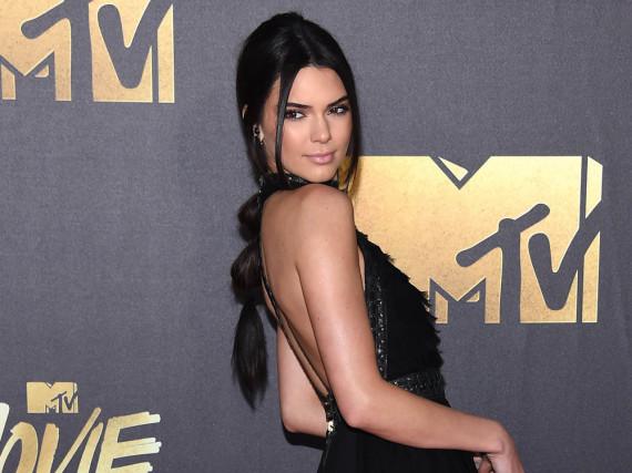 Sind Kendall Jenners lange Haare Geschichte?