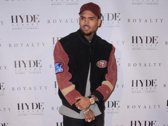Chris Brown hat wieder Ärger mit der Polizei