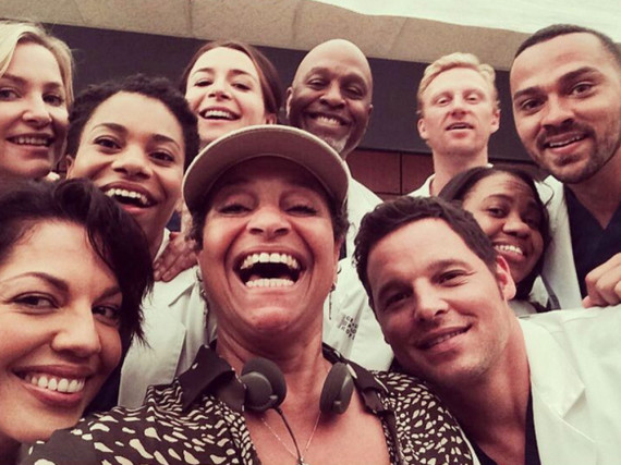 Der Cast für die 13. Staffel von