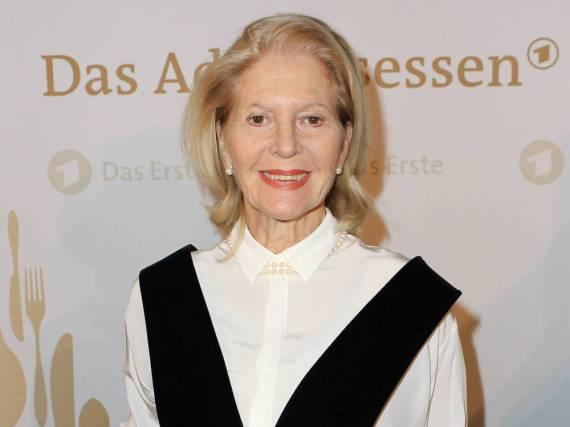 Christiane Hörbiger drehte ihren ersten Film 1955