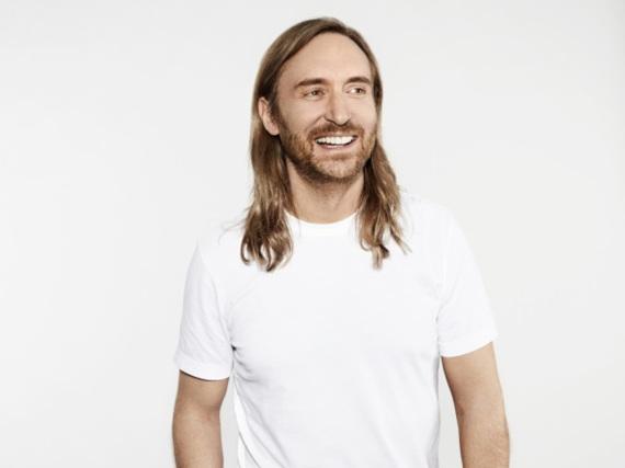 In den Charts wieder mal ganz oben: David Guetta