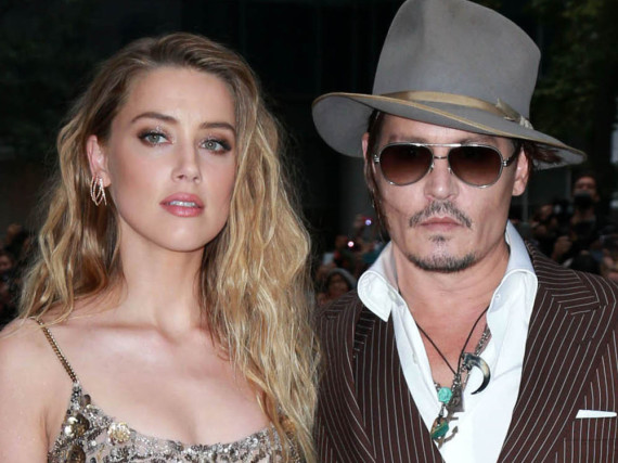 Da waren sie noch glücklich: Amber Heard und Johnny Depp
