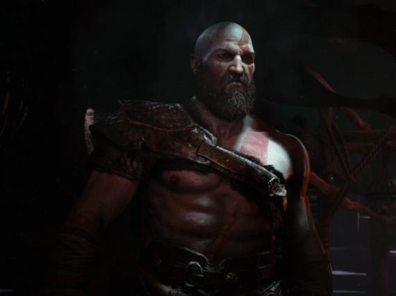 Sichtlich gealtert: Kratos kehrt mit einem neuen